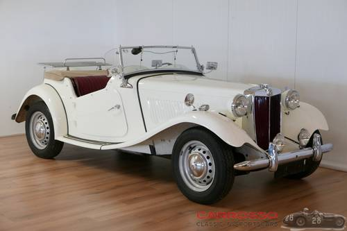 MG TD 1951 For Sale (picture 1 of 6)