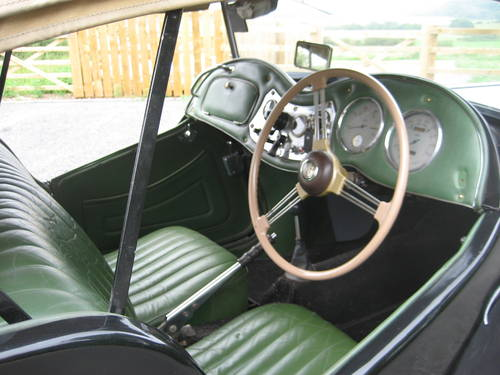 MG TD 1950 SOLD (picture 5 of 6)