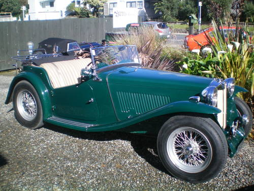 MGTA 1938 For Sale (picture 1 of 6)