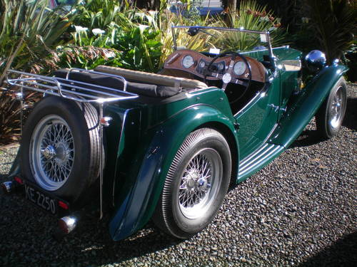 MGTA 1938 For Sale (picture 2 of 6)
