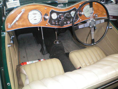 MGTA 1938 For Sale (picture 3 of 6)