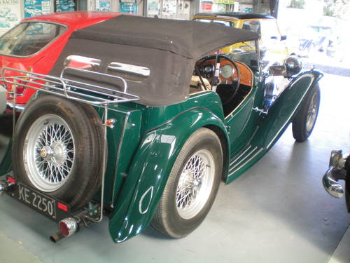 MGTA 1938 For Sale (picture 4 of 6)