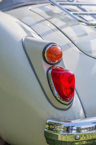 1959 MGA 1600 Roadster - Fully restored in immaculate condition SOLD (picture 3 of 6)
