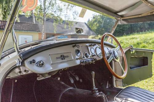 1959 MGA 1600 Roadster - Fully restored in immaculate condition SOLD (picture 4 of 6)