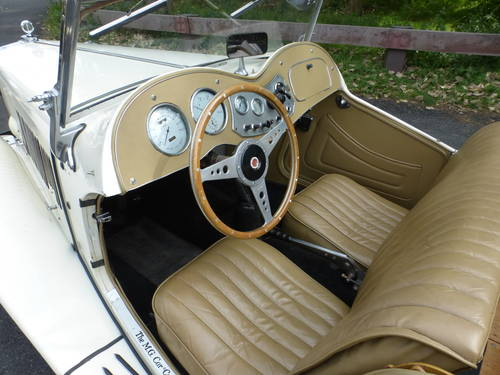 1951 MG TD A Nicely Presentable  Driver - SOLD (picture 5 of 6)