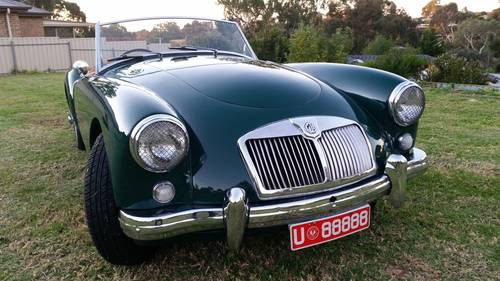 1959 MGA 1500 for sale by Firma Trading SOLD (picture 1 of 6)