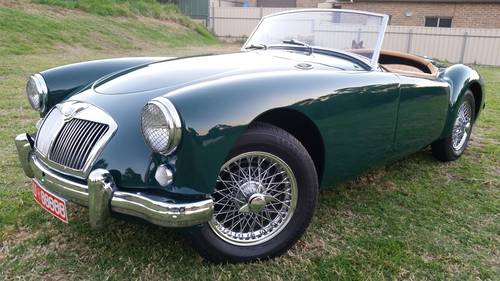 1959 MGA 1500 for sale by Firma Trading SOLD (picture 2 of 6)