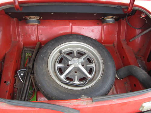 1977 Mg midget 1500 *garage find~spares or repairs* SOLD (picture 4 of 6)