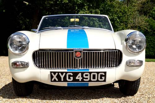 1969 MG Midget  1275cc  MK 111  SOLD (picture 1 of 1)