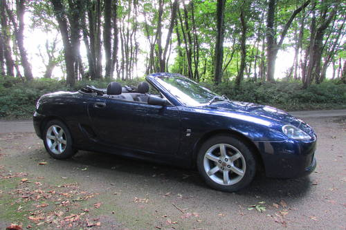 2004 MG TF SOLD (picture 3 of 6)