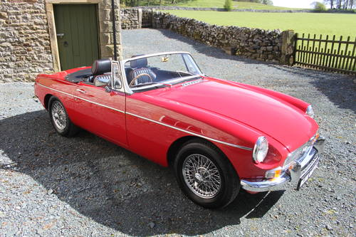 1969 MGB and  MGC Wanted Wanted (picture 1 of 6)