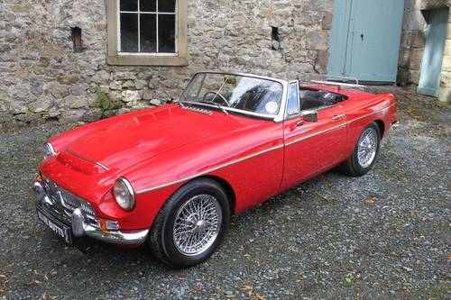 1969 MGB and  MGC Wanted Wanted (picture 3 of 6)