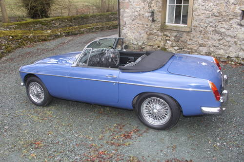 1969 MGB and  MGC Wanted Wanted (picture 4 of 6)