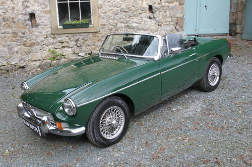1969 MGB and  MGC Wanted Wanted (picture 5 of 6)
