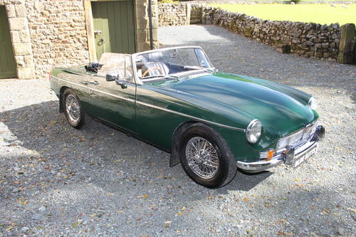 1969 MGB and  MGC Wanted Wanted (picture 6 of 6)
