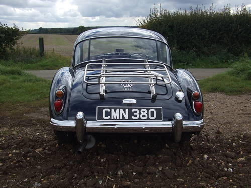 1960 MGA 1600MK1 COUPE UK RHD , RARE ITEM, SUPERB ORDER SOLD (picture 4 of 6)