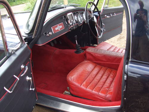 1960 MGA 1600MK1 COUPE UK RHD , RARE ITEM, SUPERB ORDER SOLD (picture 5 of 6)
