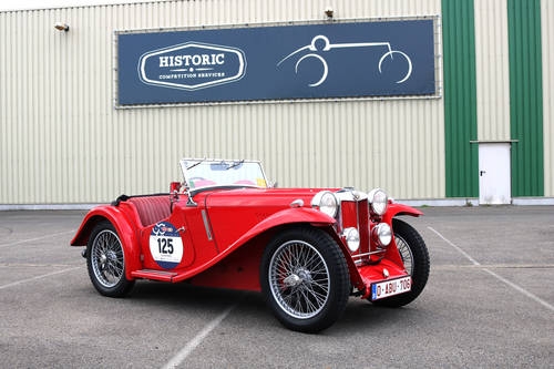 1935 MG PB MM Eligible For Sale (picture 1 of 6)