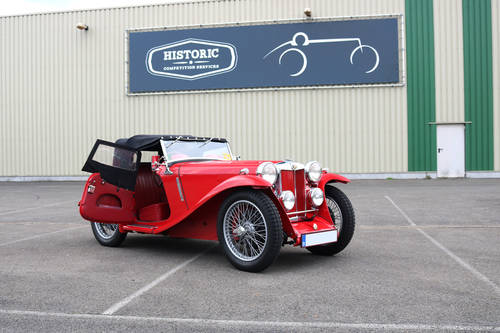 1935 MG PB MM Eligible For Sale (picture 2 of 6)