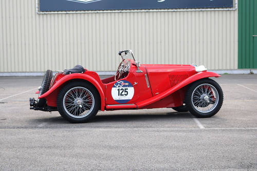 1935 MG PB MM Eligible For Sale (picture 6 of 6)