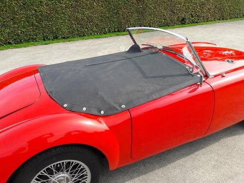 MGA 1600 1961 RED IN BEAUTIFULL CONDITION !!!!! SOLD (picture 4 of 6)