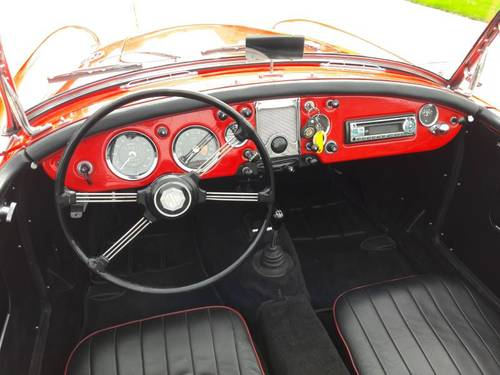 MGA 1600 1961 RED IN BEAUTIFULL CONDITION !!!!! SOLD (picture 6 of 6)