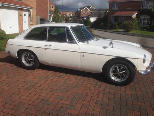MGB GT - LHD 1970 For Sale (picture 2 of 6)