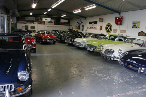 LARGEST MG SALES SELECTION IN THE UK.... For Sale (picture 2 of 6)