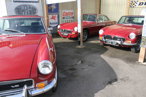 LARGEST MG SALES SELECTION IN THE UK.... For Sale (picture 3 of 6)