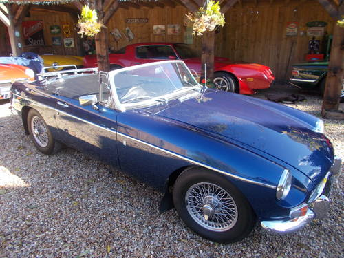 1969 Superb Sixties Roadster  For Sale (picture 1 of 6)