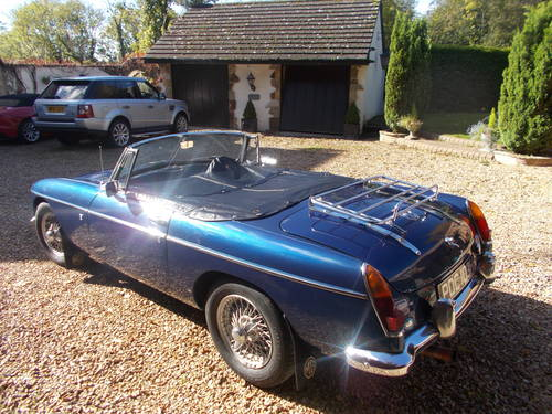 1969 Superb Sixties Roadster  For Sale (picture 2 of 6)