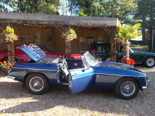 1969 Superb Sixties Roadster  For Sale (picture 4 of 6)