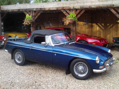 1969 Superb Sixties Roadster  For Sale (picture 6 of 6)