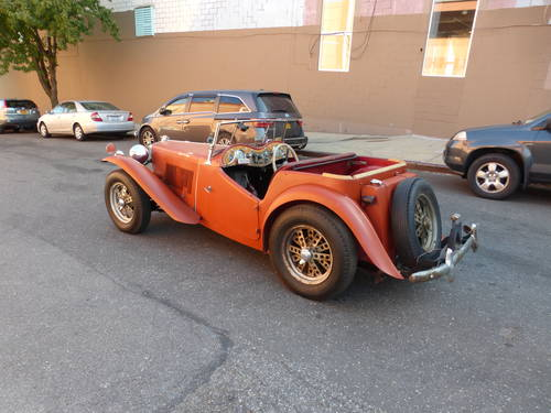 1949 MG TC Complete Car For Restoration - SOLD (picture 4 of 6)