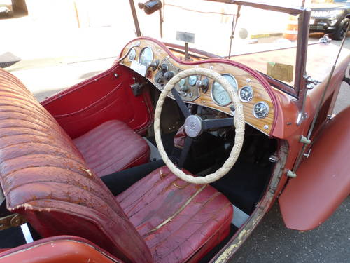 1949 MG TC Complete Car For Restoration - SOLD (picture 5 of 6)