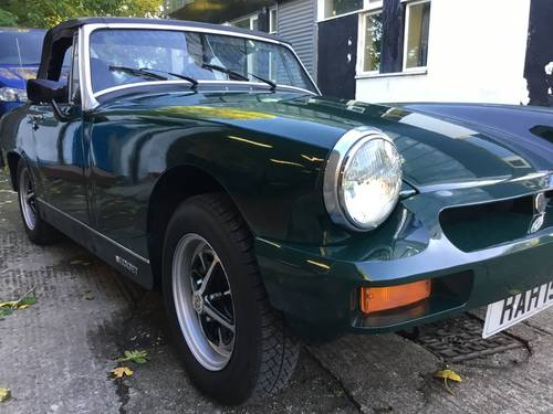 1979 Very smart MG Midget 1500 SOLD (picture 1 of 6)