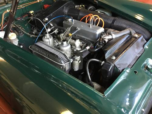 1979 Very smart MG Midget 1500 SOLD (picture 5 of 6)