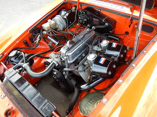 1980 MGB Roadster ~ Genuine 41749 Miles ~  SOLD (picture 6 of 6)