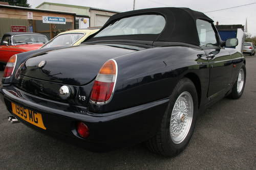 MGR V8 ,Oxford blue, Registration 1995 MG SOLD (picture 3 of 4)
