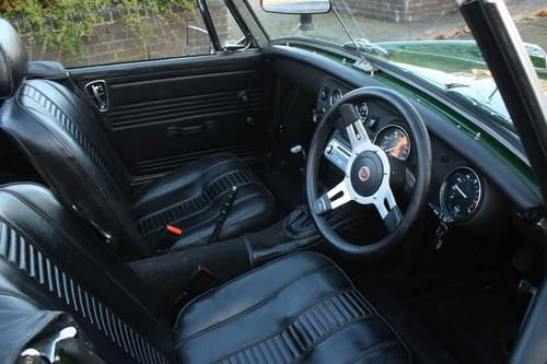 1979 MG Midget - Heritage Bodyshell Rebuild, Excellent! SOLD (picture 3 of 6)
