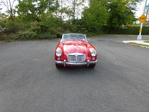 1960 MG A 1600 Roadster Very Presentable - SOLD (picture 2 of 6)