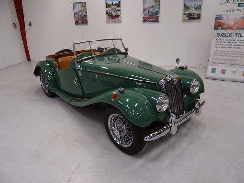 1954 MG TF1250 SOLD (picture 1 of 6)