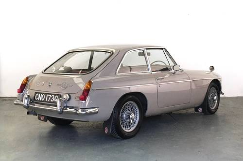 1968 MGB GT Automatic. Stunning condition, recent £3k spend SOLD (picture 2 of 6)