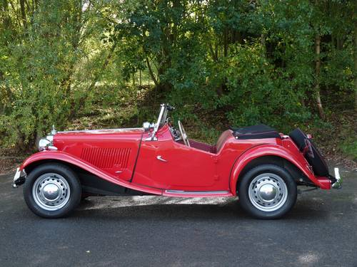 1951 MG TD Mark II For Sale (picture 2 of 6)