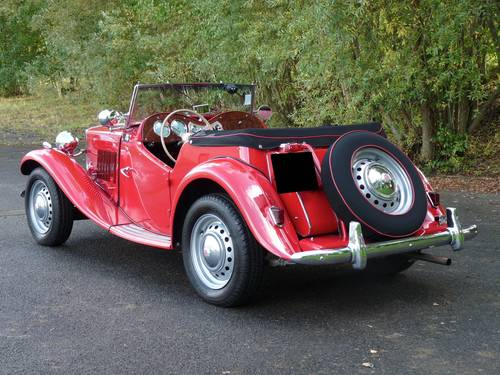 1951 MG TD Mark II For Sale (picture 3 of 6)