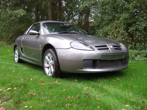 MG 1.8 TF 2004. For Sale (picture 1 of 6)