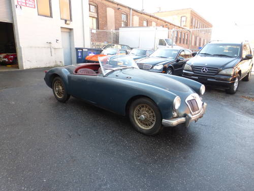 1957 MG A 1800 Complete Car For Restoration - SOLD (picture 1 of 6)