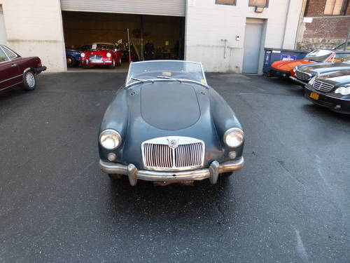 1957 MG A 1800 Complete Car For Restoration - SOLD (picture 2 of 6)