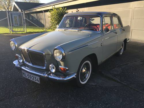 1960 MG Magnette 1,5  MKIII SOLD (picture 1 of 6)