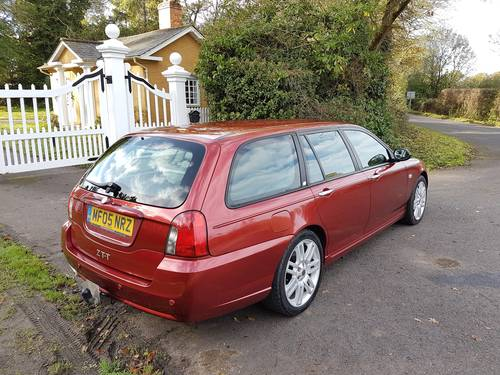 2005 MG ZT-T CDTi 135 SOLD (picture 2 of 6)